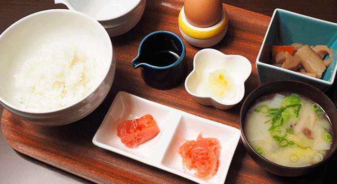 福太郎のおすすめの明太子定食ランチ