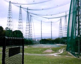 福岡の打ちっぱなしゴルフ練習場〜花畑ゴルフセンター