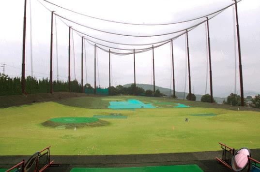 福岡の打ちっぱなしゴルフ練習場-青葉ゴルフ