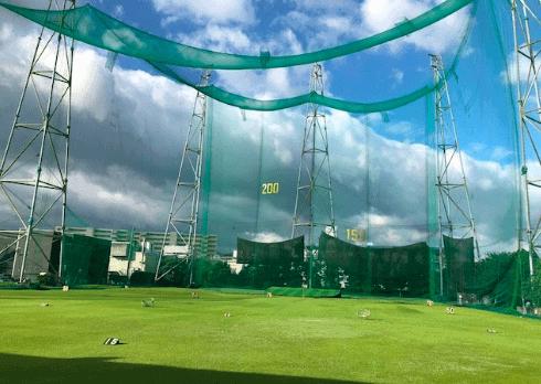 福岡の雨の日の室内スポーツ:ゴルフ