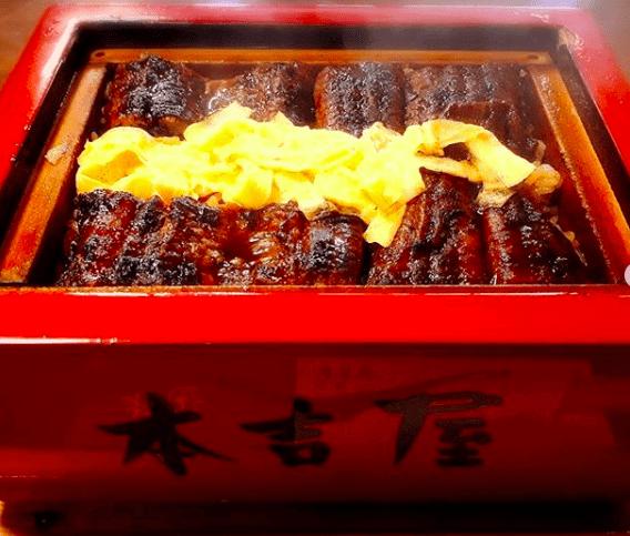うなぎ元祖本吉屋