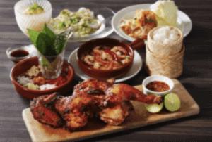 タイ料理博多ランチ