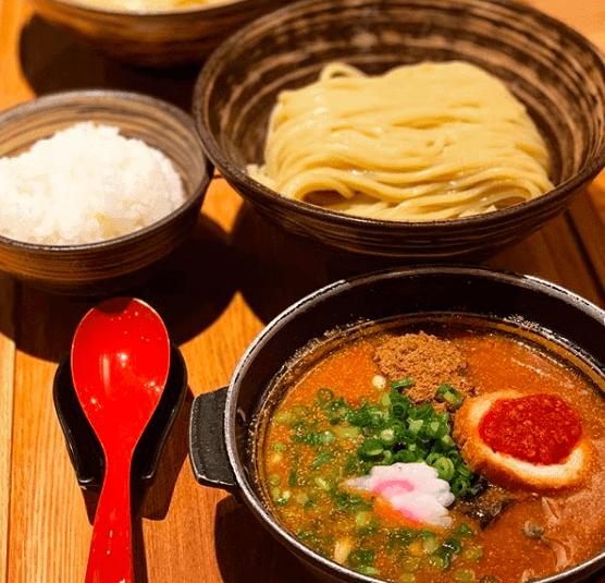 めんたいつけ麺