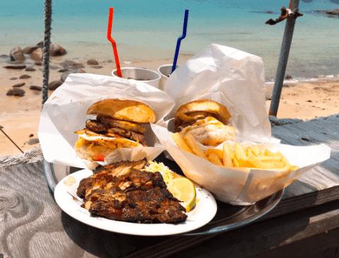 糸島ハンバーガー