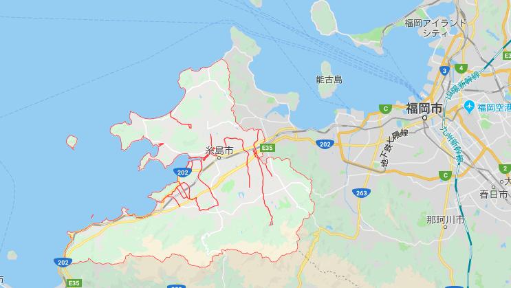 博多から糸島