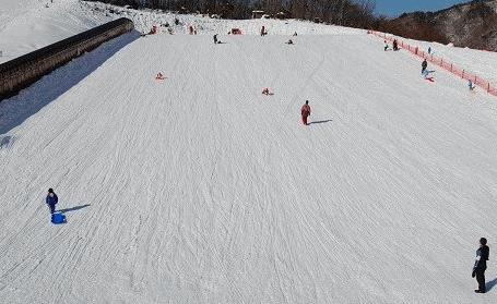 福岡ゲレンデ大佐スキー場