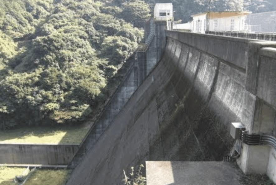 福岡の心霊スポット:力丸ダム