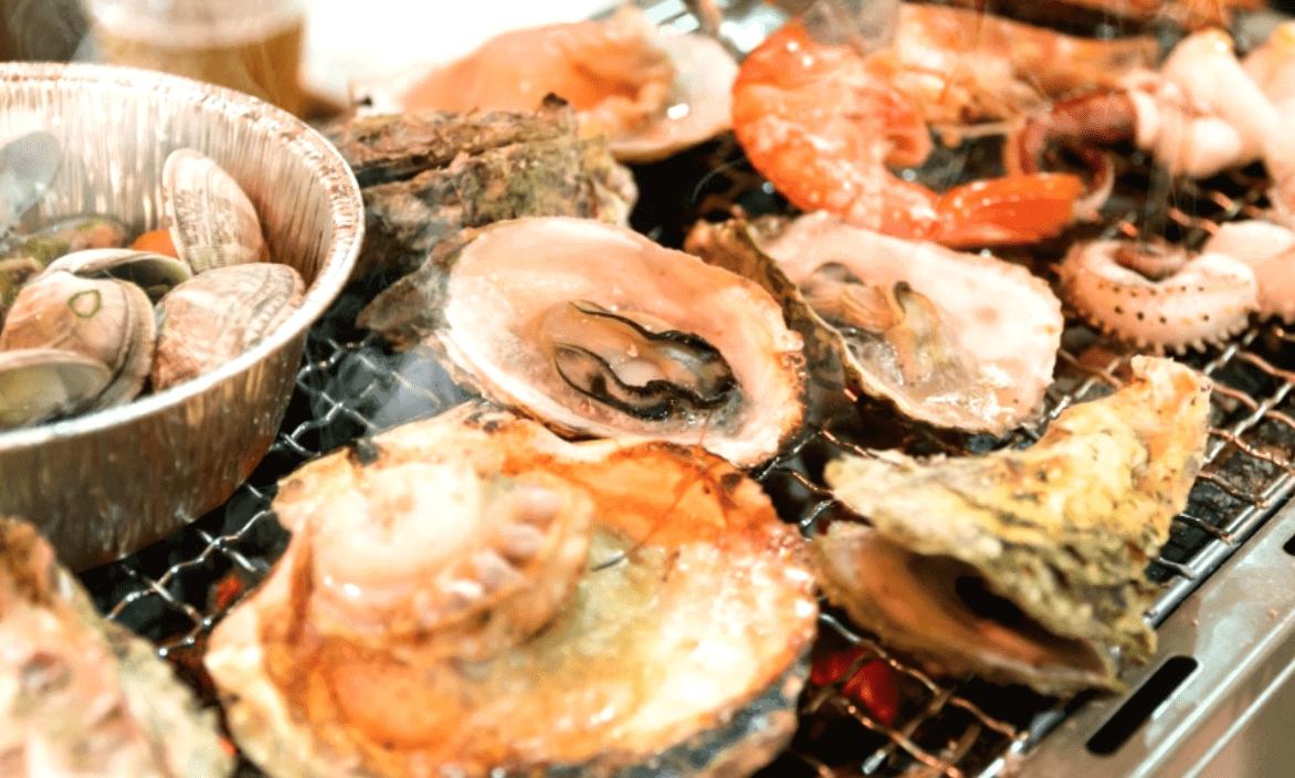 ざうおの牡蠣小屋