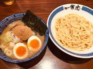 麺や兼虎のつけ麺