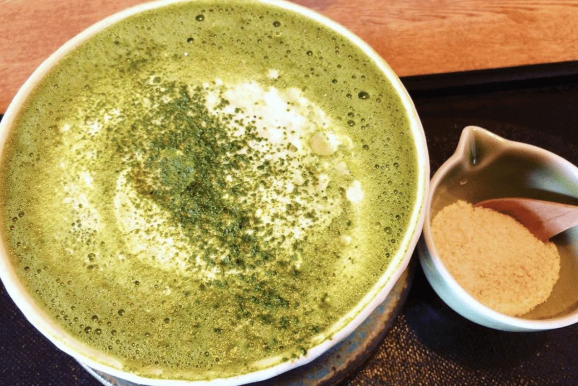 うめのまの抹茶