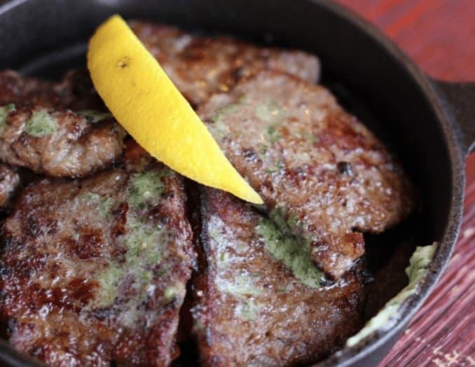 レミさんちのステーキ