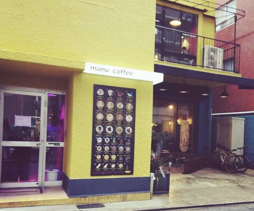 マヌコーヒークジラ店