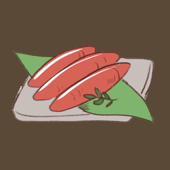 福岡の明太子食べ放題