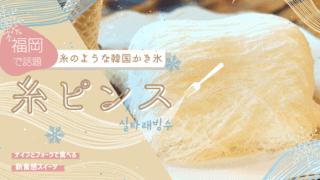 福岡 糸ピンス